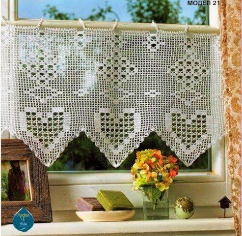 Aprendiendo a tejer en Crochet Filet