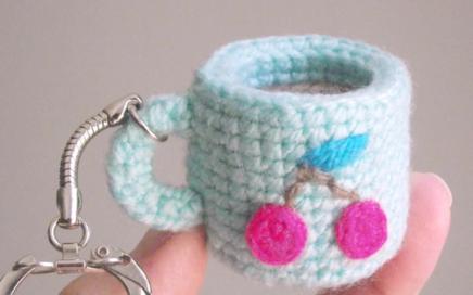 Aprende a hacer una tacita adorable como souvenir